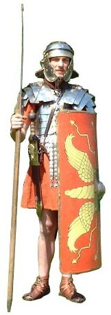 An analysis of the life of a typical roman legionaire