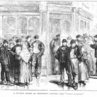 If life was so hard in Victorian cities, why did Wilf move his family there?