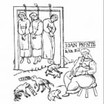 Why were so many witches hanged in the 16th and 17th centuries?