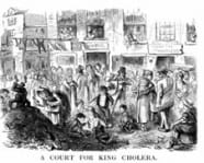 King of Cholera