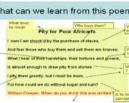 slave poem