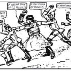 How well do these cartoons cover the causes of World War One?
