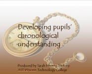 teaching chronology