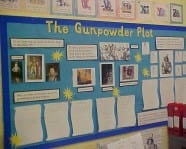 Teaching Gunpowder Plot