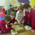 The teaching process in history at KS 2