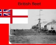 German naval threat ww1