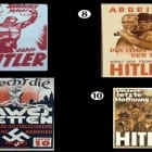 SMART TASK Key Stage 4:   Working out what the election posters tell us about Who Voted Nazi
