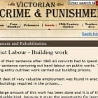 GCSE SHP Crime and Punishment: How and why did Victorian prisons change in the first half of Victoria's reign