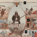 Attitudes of the US government to the native Americans: milking an image for meaning
