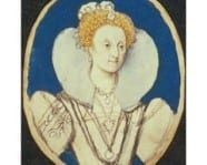Elizabeth I portrait. Why was it rejected?
