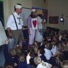 Using nursery rhymes to develop thinking skills in YR: Jack and Jill and the Queen of Hearts
