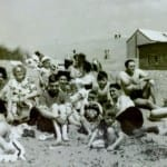 How have seaside holidays changed?  KQ5b what our grandparents tell us