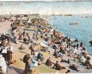 Edwardian Seaside Postcard