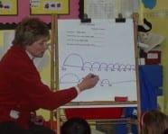 teaching Florence Nightingale