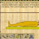 Embalming the dead in Ancient Egypt KS2: KQ5
