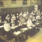 Going to school in Victorian times: can pupils write a paragraph for a KS1 textbook using photographs alone? SMART TASK Y3-5