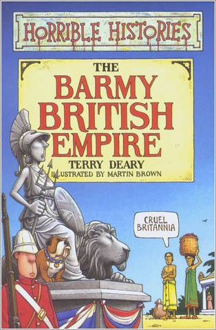 British Empire - Horrible histories