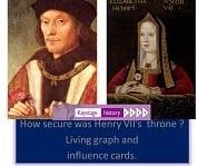 Henry VII and Elizabeth