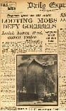 Kristallnacht: Did the press allow itself to be taken in by Nazi propaganda?