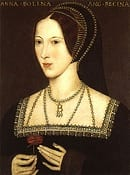 Why was Anne Boleyn executed? Which of these seems most plausible?