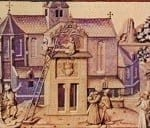 Why did they build so many churches in medieval times?