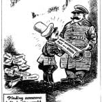 New GCSE lesson on Nazi-Soviet pact: how well do the cartoonists explain the paradox?