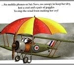 Why was flying to Australia so difficult for Amy Johnson?  Smart task KQ3