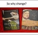 Life in Tudor Times - KQ1 part 2 - Great starter on interpretations of Henry VIII