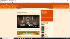Great new activity on Florence Nightingale- Dear Producer