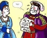 Life in Tudor Times - KQ2 - Why did Henry Break with Rome? Love or religion?