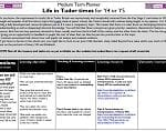 Planning for teaching Life in Tudor times at KS2