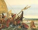 Roman Britain - KQ1 part 1 - From Caesar's invasions to Claudius' conquest