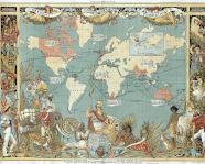 British Empire map