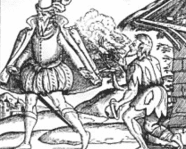 Elizabethan vagrancy