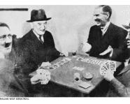 hitler and chamberlain cards